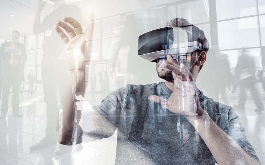 """Kurz-Studie: Einfluss von Virtual Reality und """"3D-Internet"""" auf das Web Marketing"""